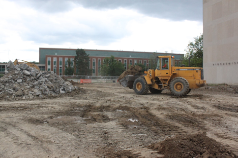 Site Development, Inc's project for the Facility for Rare Isotope Beams
